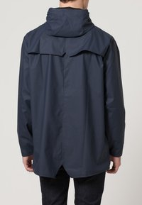 Rains - UNISEX JACKET - Impermeabile - blue - 3