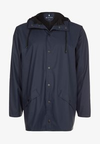 Rains - UNISEX JACKET - Impermeabile - blue - 4