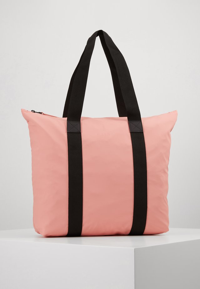 TOTE BAG RUSH - Shopping Bag - coral
