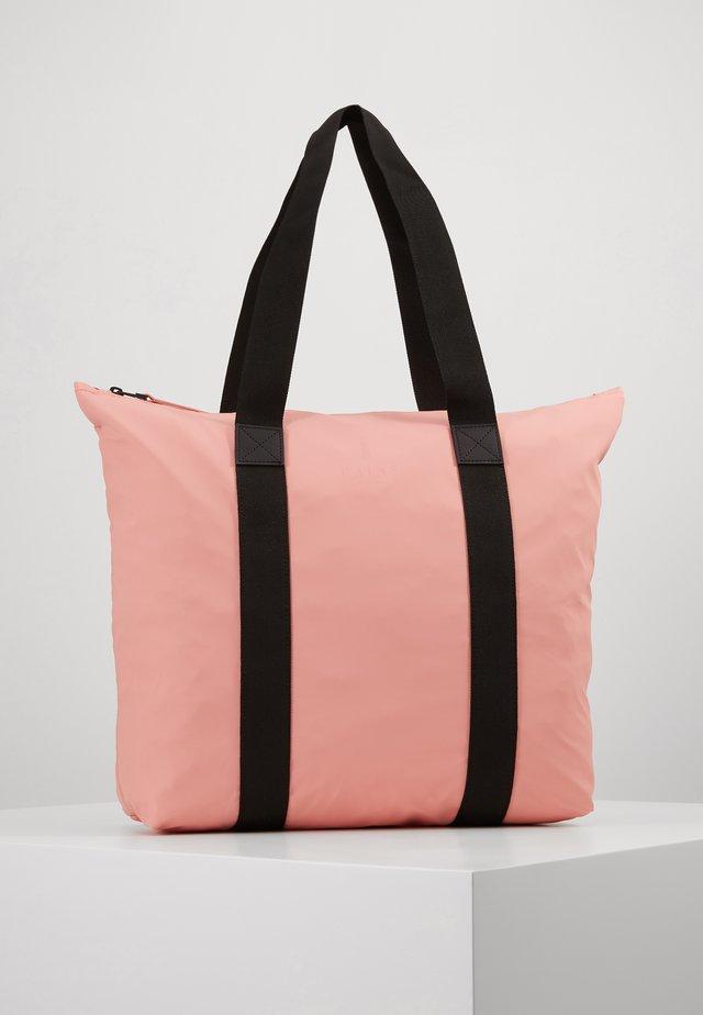 TOTE BAG RUSH - Tote bag - coral