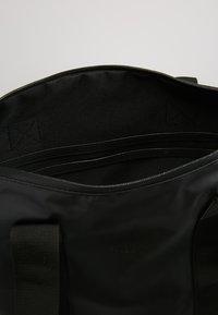 Rains - TOTE BAG RUSH - Tote bag - black - 7