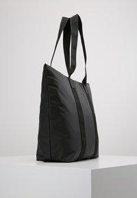 Rains - TOTE BAG RUSH - Tote bag - black - 3