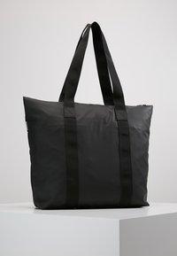 Rains - TOTE BAG RUSH - Tote bag - black - 2