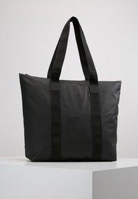 Rains - TOTE BAG RUSH - Tote bag - black - 0