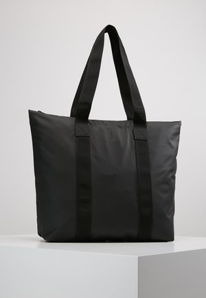 TOTE BAG RUSH - Shoppingveske - black