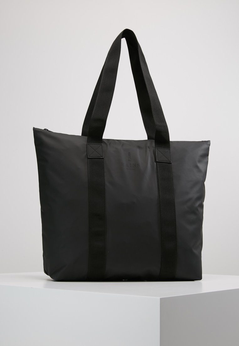 Rains - TOTE BAG RUSH - Tote bag - black
