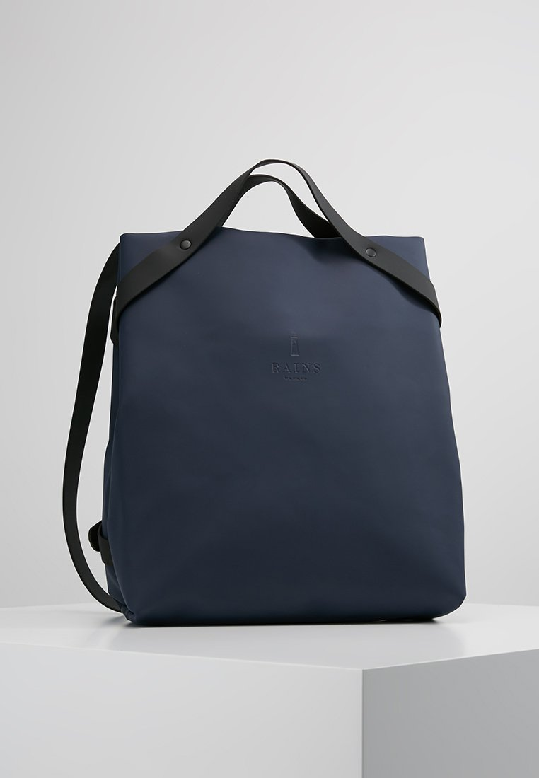 Rains - SHIFT BAG - Ryggsäck - blue