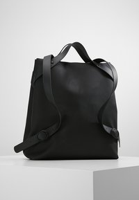 Rains - SHIFT BAG - Rygsække - black - 2