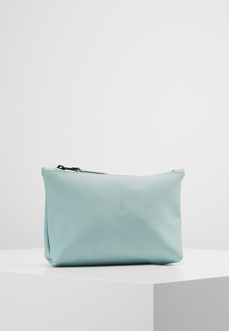 Rains - COSMETIC BAG - Toiletti-/meikkilaukku - dusty mint