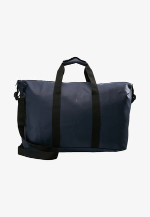 WEEKEND BAG - Weekend bag - blue