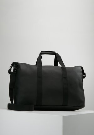 WEEKEND BAG - Weekendveske - black