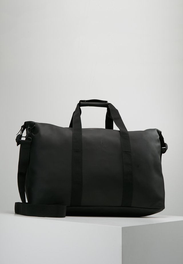 WEEKEND BAG - Weekendtas - black