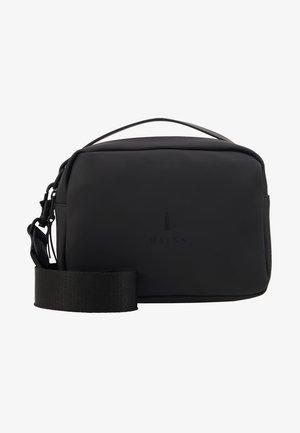 BOX BAG - Handtas - black