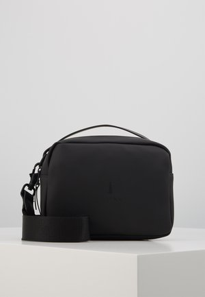 BOX BAG - Handtasche - black