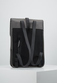 Rains - BACKPACK - Sac à dos - charcoal - 2