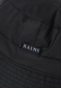 Rains - Cappello - black - 6