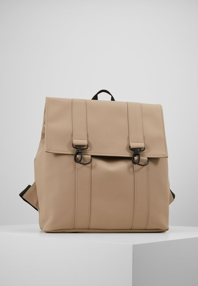 BAG - Tagesrucksack - beige