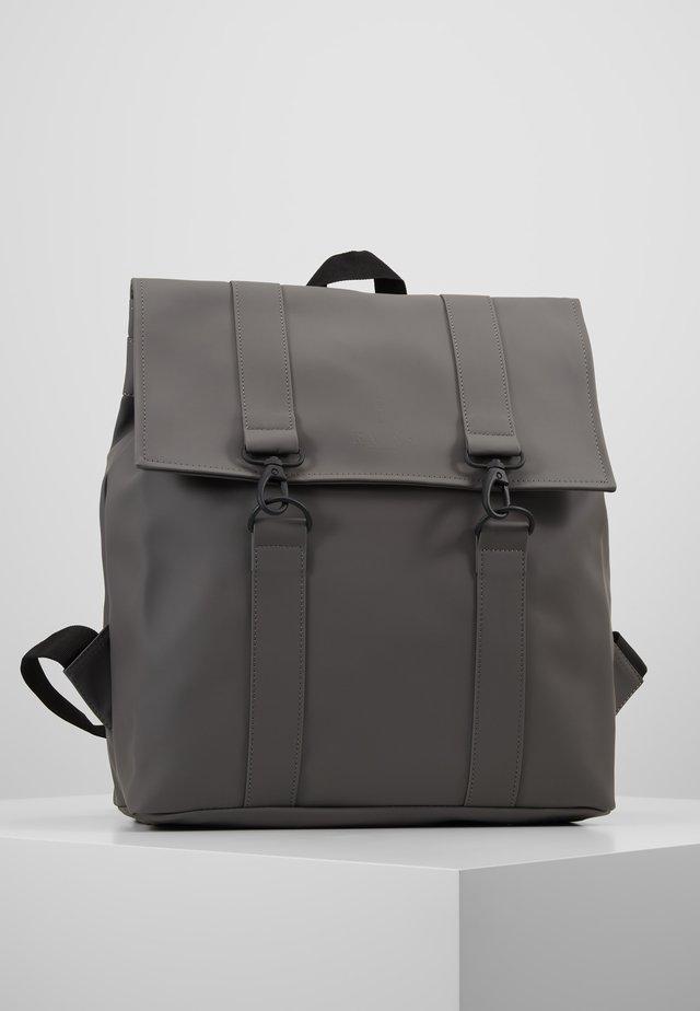 BAG - Plecak - charcoal