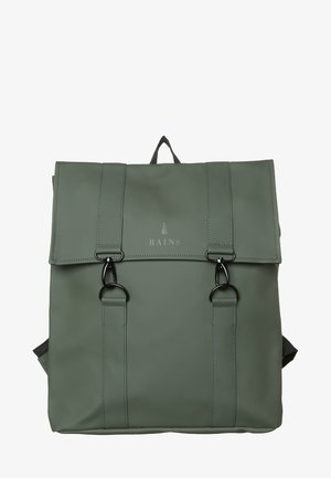 BAG - Ryggsekk - green