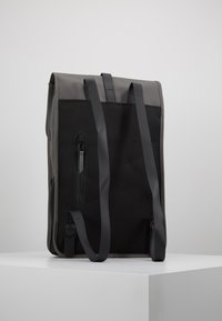 Rains - BACKPACK - Rucksack - charcoal - 3