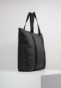 Rains - Shoppingveske - black - 3