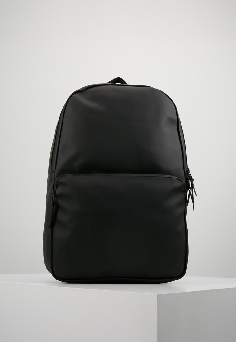 Rains - FIELD BAG - Ryggsekk - black