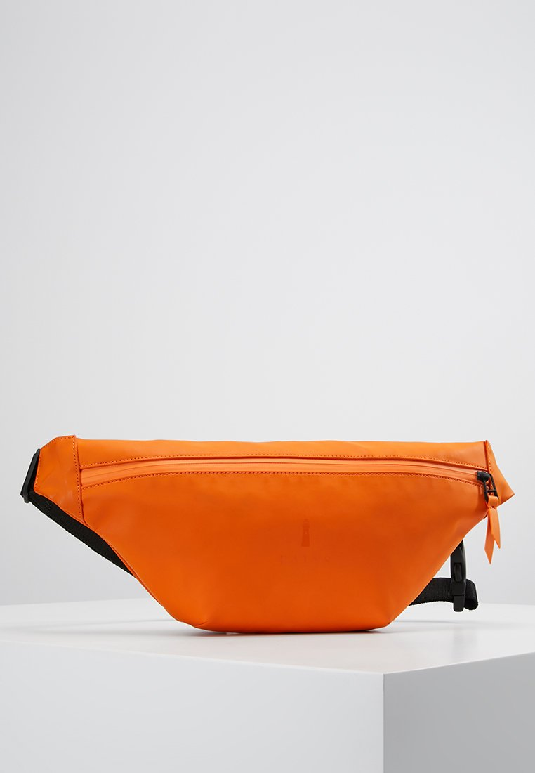 Rains - BUMBAG - Bum bag - fire orange
