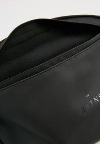 Rains - BUMBAG - Bum bag - black - 4