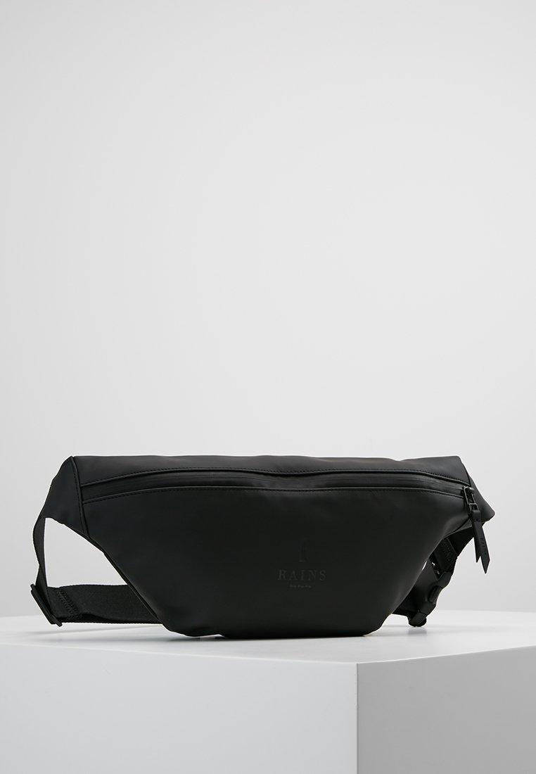 Rains - BUMBAG - Bum bag - black