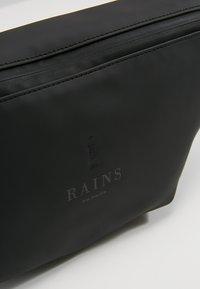 Rains - BUMBAG - Bum bag - black - 7
