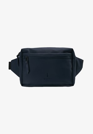 WAIST BAG - Bältesväska - blue
