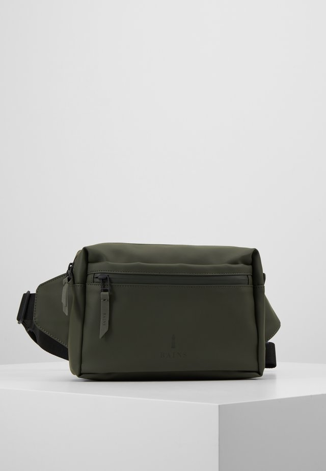 WAIST BAG - Bältesväska - green