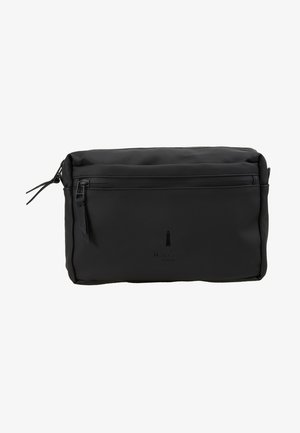 WAIST BAG - Ledvinka - black