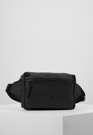 WAIST BAG - Riñonera - black