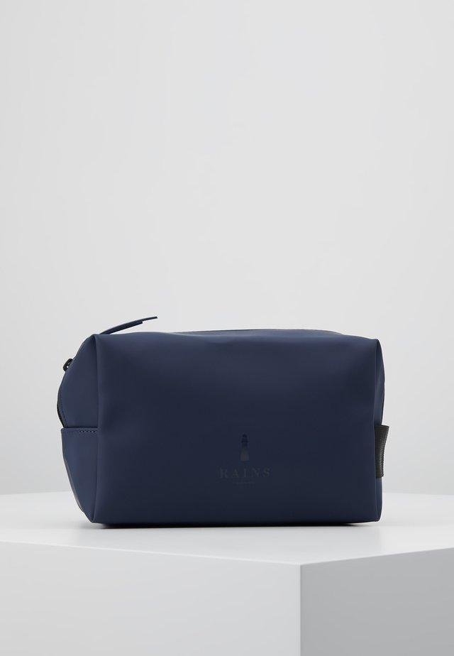 WASH BAG SMALL - Wash bag - blue