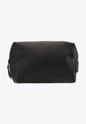 WASH BAG SMALL - Kosmetiktasche - black