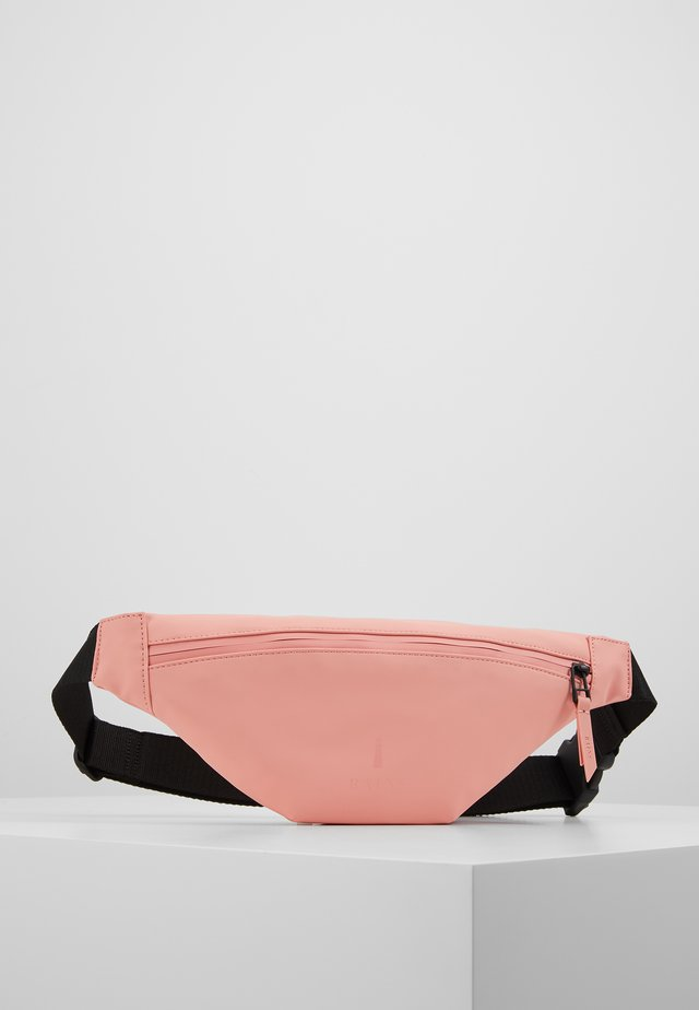 BUM BAG MINI - Gürteltasche - coral