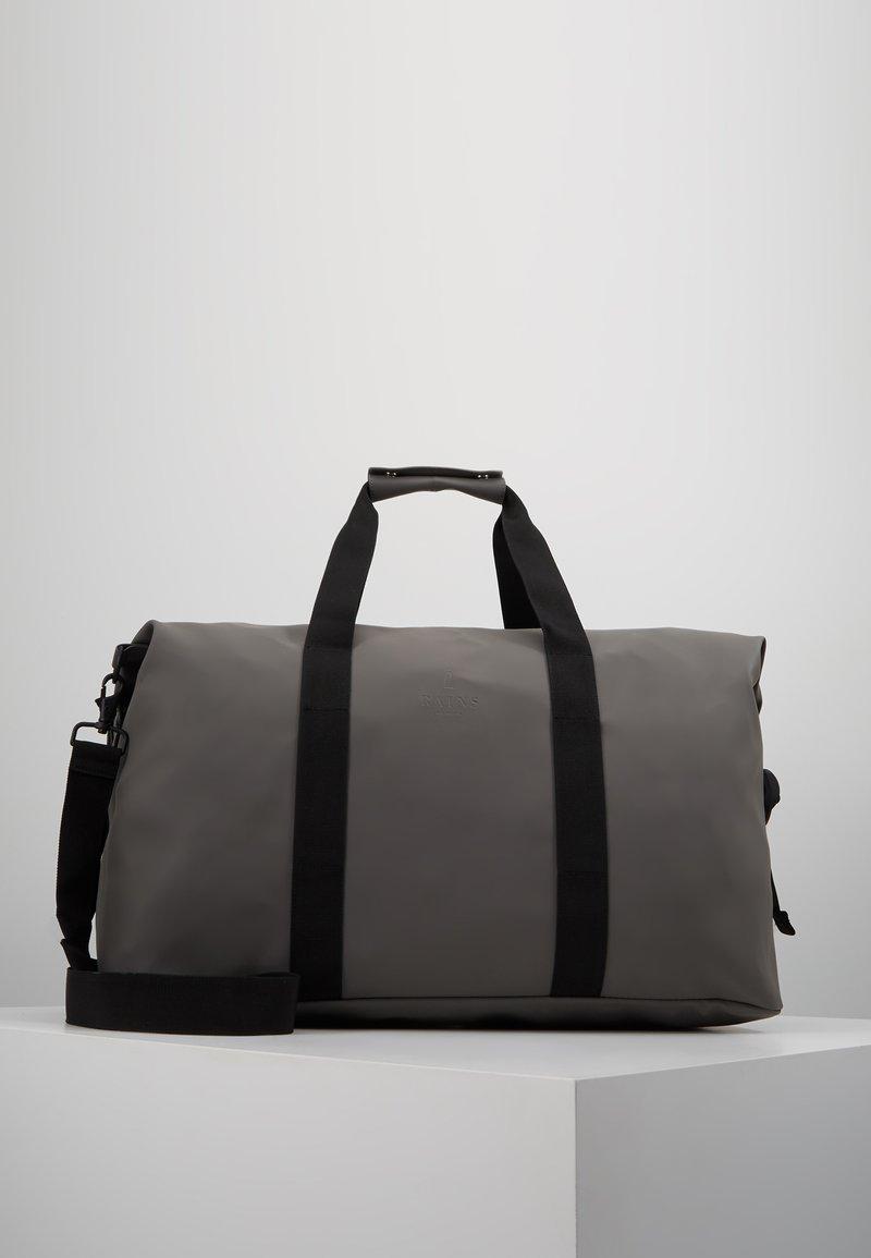 Rains - Weekend bag - charcoal
