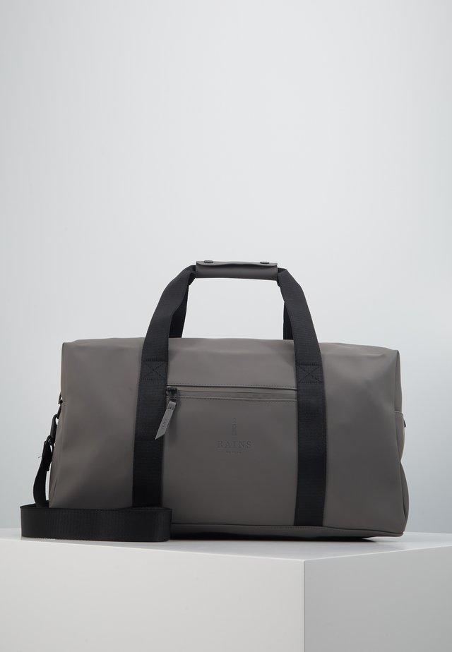 GYM BAG - Bolsa de fin de semana - charcoal