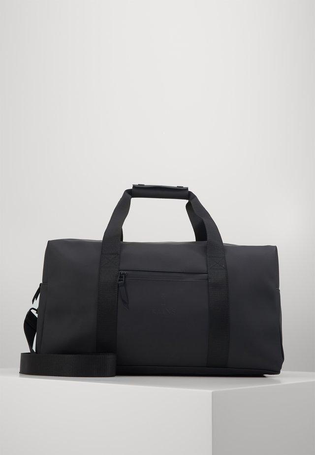 GYM BAG - Bolsa de fin de semana - black