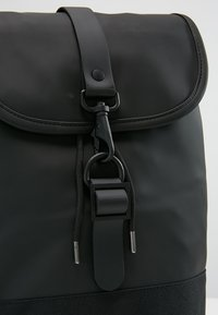 Rains - DRAWSTRING BACKPACK - Tagesrucksack - black - 5