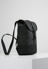 Rains - DRAWSTRING BACKPACK - Tagesrucksack - black - 3