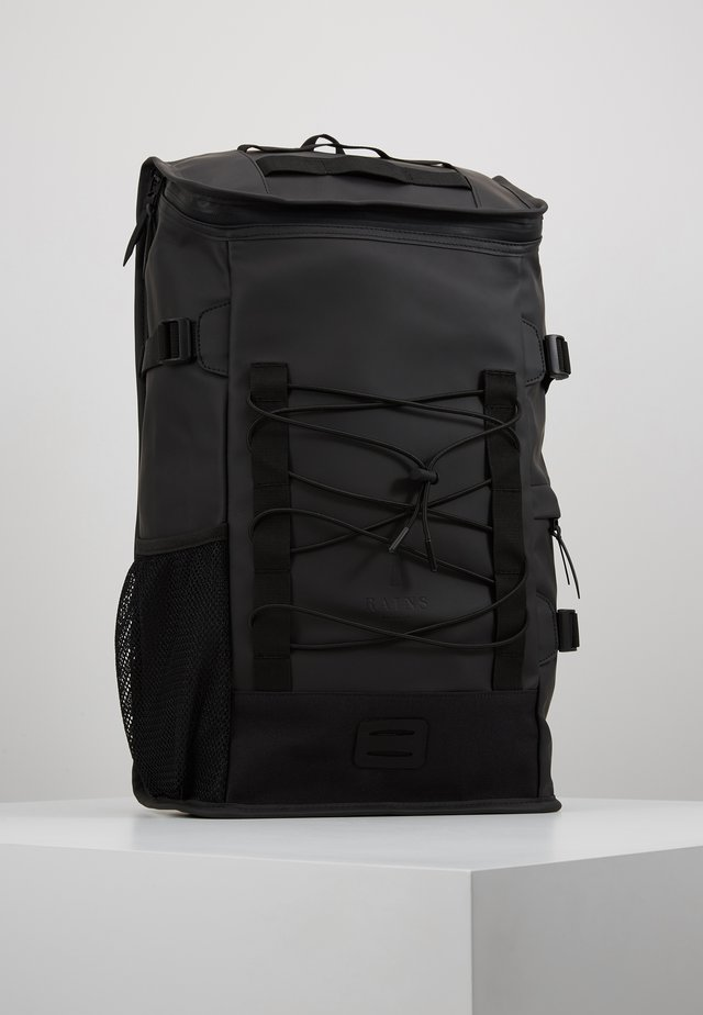 MOUNTAINEER BAG - Ryggsäck - black