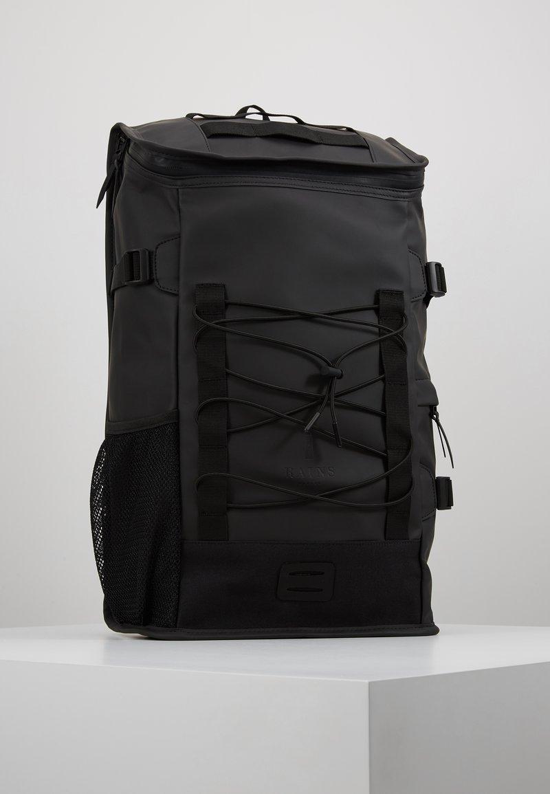 Rains - MOUNTAINEER BAG - Rucksack - black