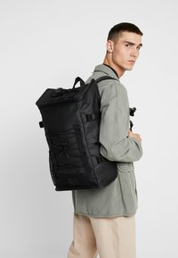 Rains - MOUNTAINEER BAG - Rucksack - black - 1