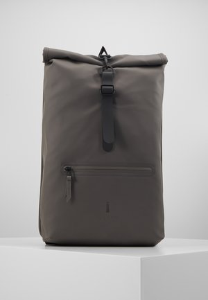 ROLL TOP - Mochila - charcoal