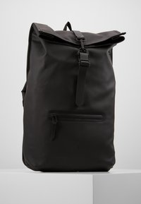 Rains - ROLL TOP - Mochila - black - 0