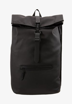 ROLL TOP - Rucksack - black