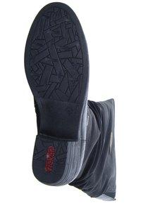 Rieker - Vysoká obuv - black - 3