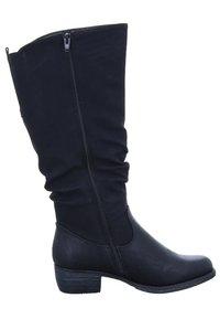 Rieker - Vysoká obuv - black - 5